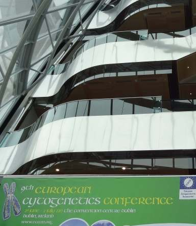 ECA Cytogenetics Conference Centre Dublin 2013